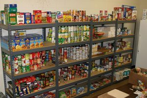 Food Pantry @ Holy Nativity Lutheran Church | Baltimore | Maryland | United States